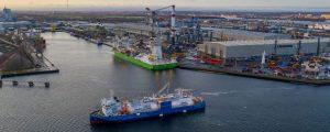 Nauticor y Novatek impulsarán el small scale LNG en el Báltico