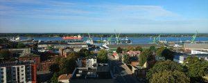 El puerto lituano de Klaipeda lleva a cabo su primer bunkering TTS de GNL