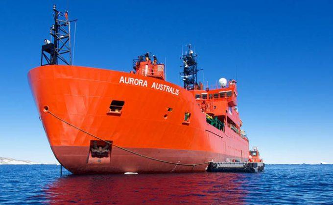 Rompehielos Aurora Australis