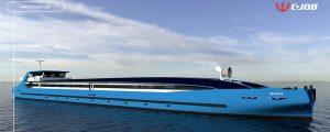 Concordia Damen construirá el nuevo buque para el grupo STC
