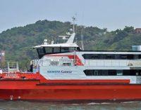 Entra en servicio el buque de transporte y acomodación de técnicos offshore Ventus Formosa