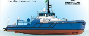 Nuevos buques de apoyo a operaciones submarinas