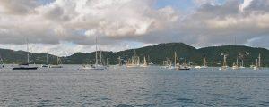 Las matriculaciones de embarcaciones de recreo caen un -11,79% en el primer trimestre de 2020