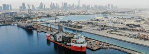 Los módulos finales de la torreta de amarre de la FPSO Johan Castberg parten hacia Singapur