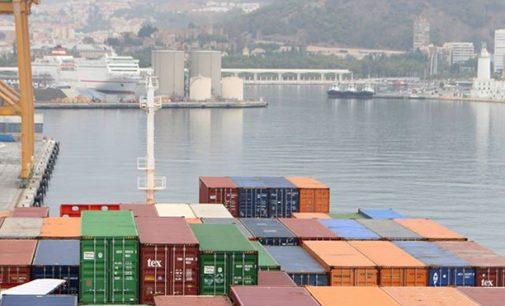 El tráfico de mercancías del puerto de Málaga aumenta un 45,5% en marzo