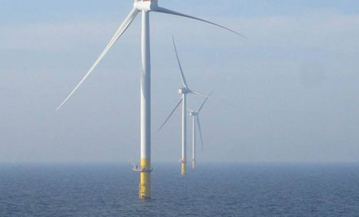 Borssele 1 y 2 entrega sus primeros megavatios
