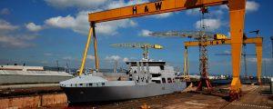 Navantia firma un acuerdo de colaboración exclusivo con un astillero británico para proyectos en el Reino Unido