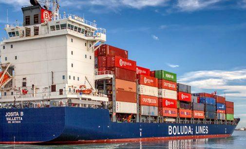 Boluda Lines transporta 300.000 toneladas desde el inicio del estado de Alarma y garantiza el suministro en todos los puertos canarios