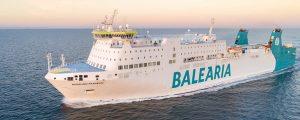 Baleària será la primera naviera del mundo en certificar con Bureau Veritas que sus buques e instalaciones son espacios seguros de Covid-19