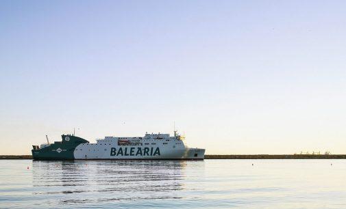 El puerto de Almería estudia poder realizar operaciones de bunkering de GNL a ferries