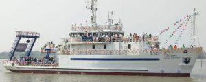 Entra en servicio el segundo nuevo buque de investigación costera de la India Sagar Anveshika