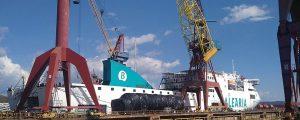 Baleària tendrá su sexto buque a gas natural a finales de julio