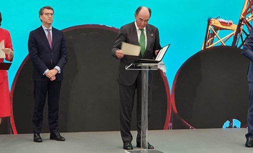 Iberdrola adjudica a Navantia-Windar el mayor contrato de eólica marina de su historia por valor de 350 M€