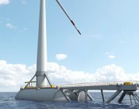 La primera turbina eólica flotante de España se ensayará en BiMEP