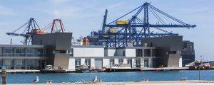 Valenciaport saca a licitación la instalación y configuración de equipos de control ambiental para el proyecto GREEN C PORTS