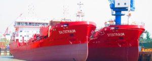 Utkilen recibe el tercer quimiquero listo para GNL