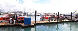 Panamá realiza el primer transbordo ístmico del mundo