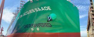 CMA CGM recibe la certificación de Bureau Veritas en el motor a LNG más potente del mundo