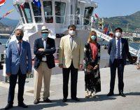 Bautismo, bendición y puesta en servicio del nuevo remolcador con propulsión dual del puerto de Bilbao