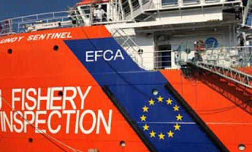 EMSA reanuda los vuelos de vigilancia RPAS como apoyo al control pesquero de EFCA