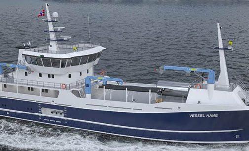 Balenciaga ha obtenido financiación de Kutxabank e ICO para la construcción de un buque híbrido para la acuicultura