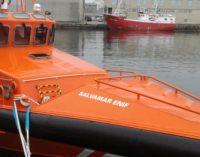 Salvamento Marítimo estrena la nueva Salvamar Enif
