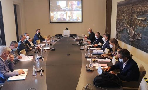 Valenciaport inicia los estudios para la tercera dársena del puerto de Sagunto