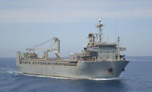 Defensa abre plazo de licitación para la adquisición urgente de un buque logístico para el Ejército de Tierra