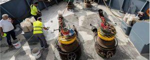 Sistema Zoruflex Continuo: la corrosión en los buques de acero