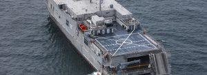 Vídeo del EPF-12 que acaba de entregar Austal a la marina estadounidense