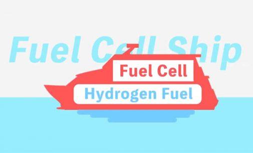 Japón demostrará la viabilidad de las pilas de combustible en buques de 150 gt