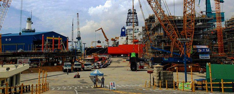 Hyundai_Heavy_Industries_ship_yard