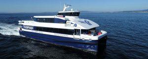 Trasmapi incorpora un nuevo buque a su flota en la ruta Ibiza-Formentera