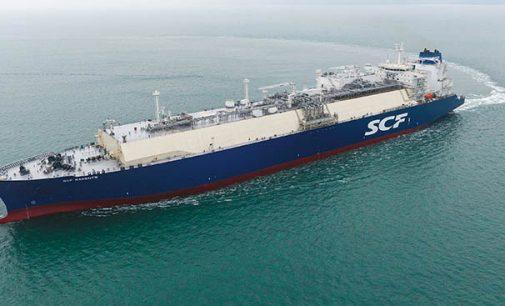 Entregan el segundo gasero Atlanticmax, el SCF Barents