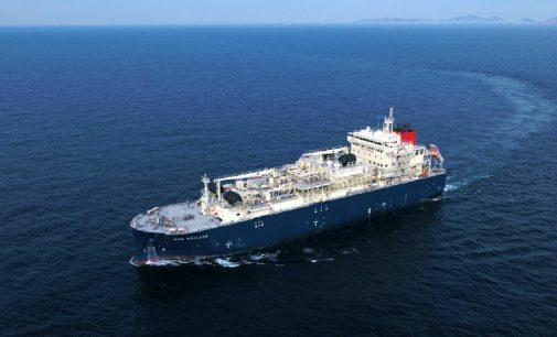 El mayor buque de LNG bunkering del mundo entra en servicio en el puerto de Róterdam