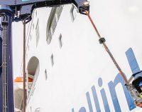 Inauguran las conexiones eléctricas a tierra para buques en el puerto de Tallin