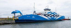 Entra en servicio en Estonia el ferry híbrido Tõll tras su conversión