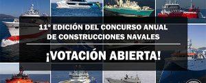 Ya puedes votar la mejor Construcción Naval del 2019
