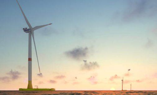 Total adquiere el 20% del proyecto piloto francés del parque eólico marino flotante EolMed