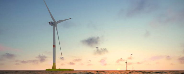 Eolmed_floating_windfarm