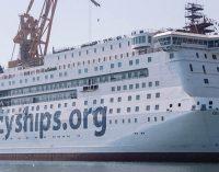 Mercy Ships anuncia Cargo Day 2020