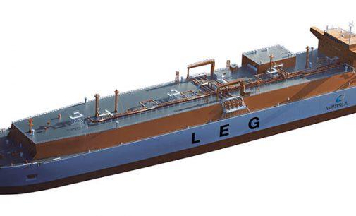 SHI equipará los nuevos buques de transporte de etano con el sistema de manipulación de carga de Wärtsilä