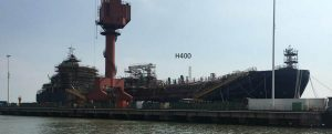 Keppel entrega el buque de suministro de GNL Avenir Advantage
