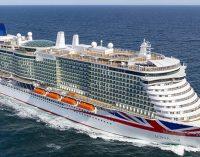 Meyer Werft entrega el crucero a GNL Iona a P&O Cruises