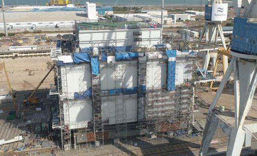 Navantia culmina con éxito su primer gran proyecto offshore para Aibel y Equinor
