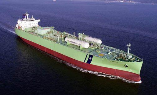 BW Gemini es el primer buque comercial del mundo propulsado por un motor de combustible dual GLP de dos tiempos