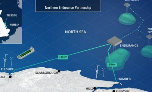 bp, Eni, Equinor, National Grid, Shell y Total forman Northern Endurance Partnership para almacenar CO2 bajo el mar