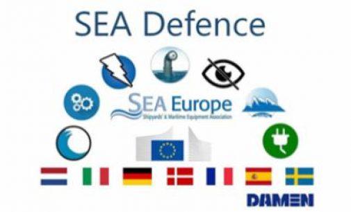 SAES participará en el proyecto europeo SEA Defence