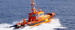 Salvamento Marítimo incorpora la Salvamar Libertas de nueva construcción en Mallorca