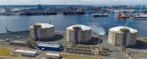 Gate terminal adjudica a Sener un nuevo contrato para su planta de regasificación de Maasvlakte